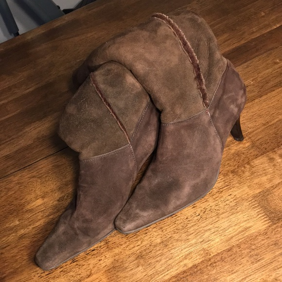 Pedro Miralles Shoes - Pedro Miralles Sport Brown Suede Boots - Sz 8
